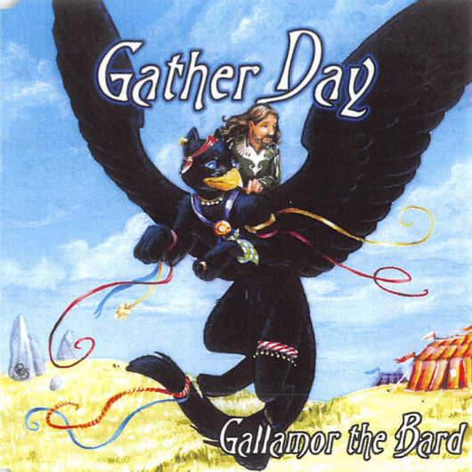Album cover for Gather Day
