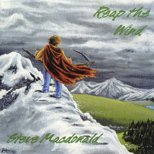 Album cover for Reap the Wind